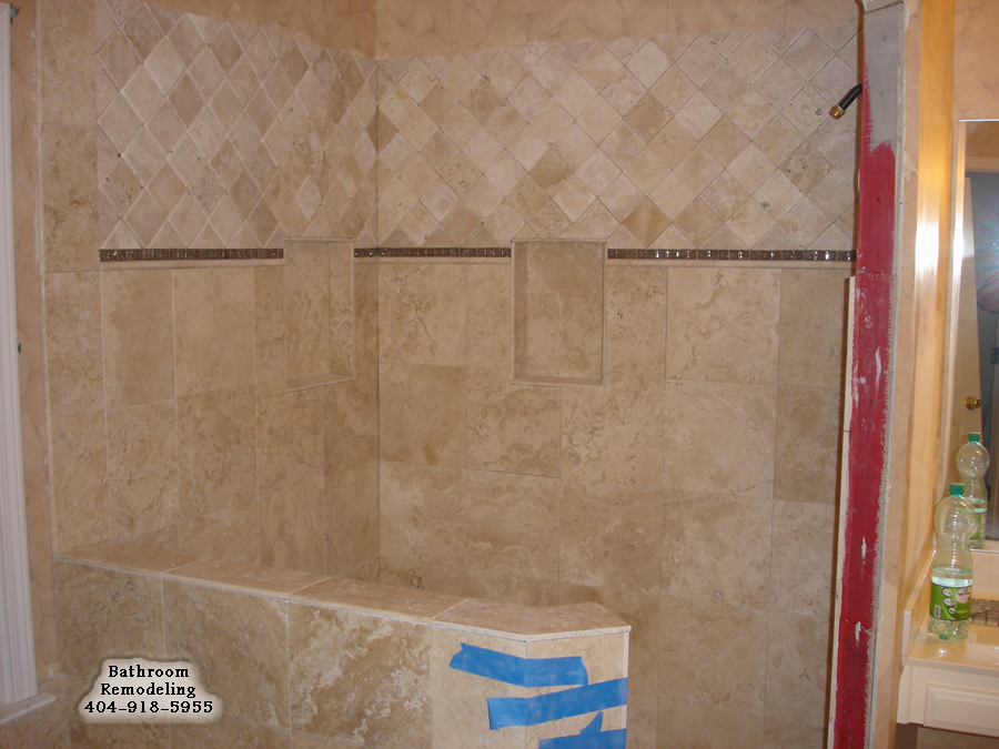 Tucker Ga Bathroom Remodeling Company Specializes In Shower Pan Repair Shower Doors Bath