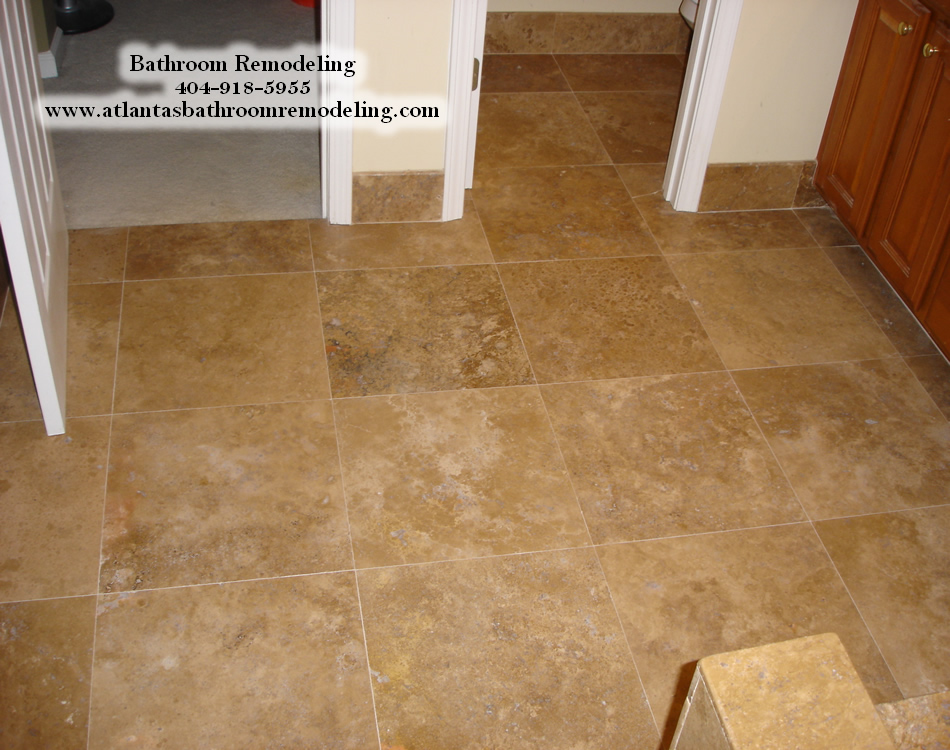 Travertine Flooring Design : Top photographs designs for travertine flooring ideas
